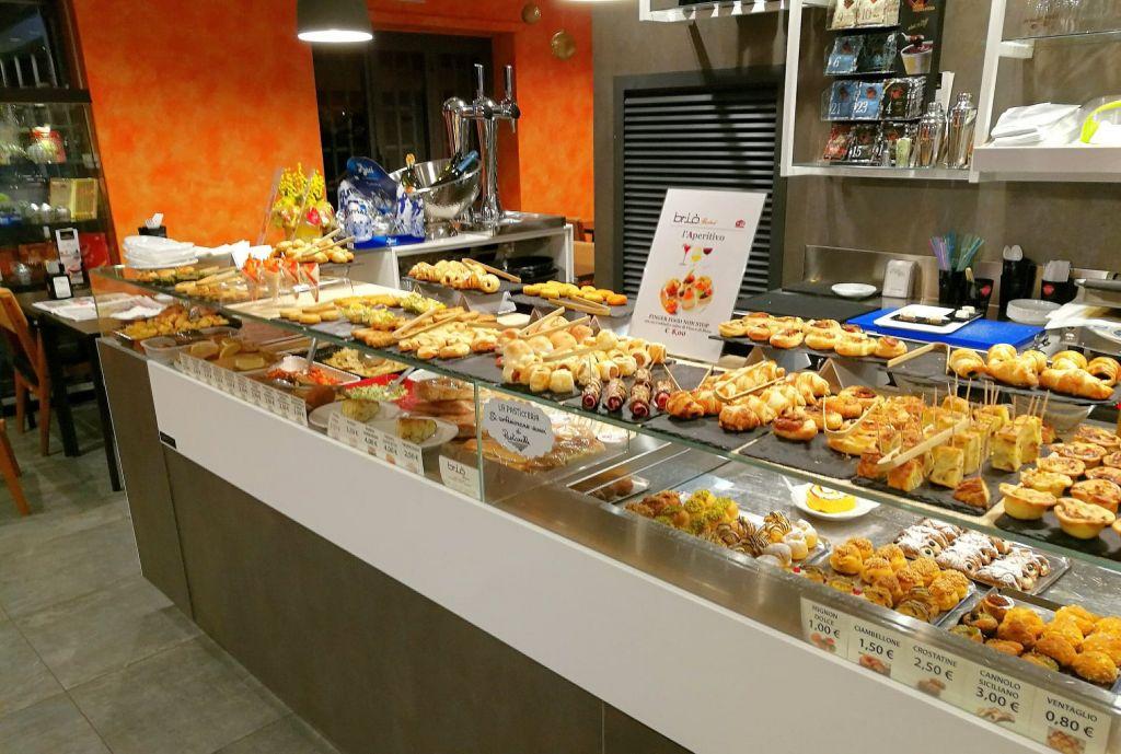Vegan Aperitivo Buffet in Rome