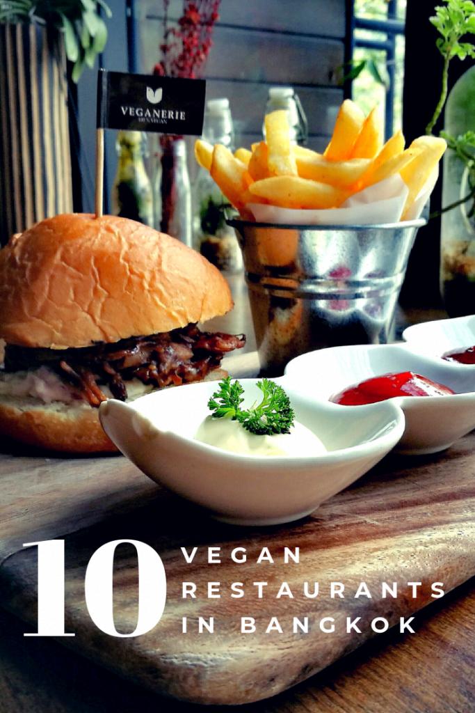 Pin Vegan Bankok Restaurant