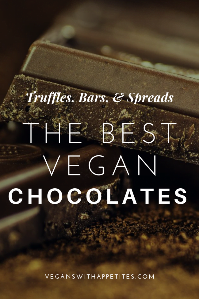 Pin Button for Vegan Chocolates