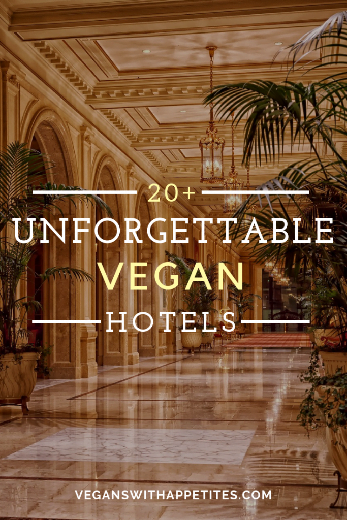 Pin for Vegan Resorts and Retreats