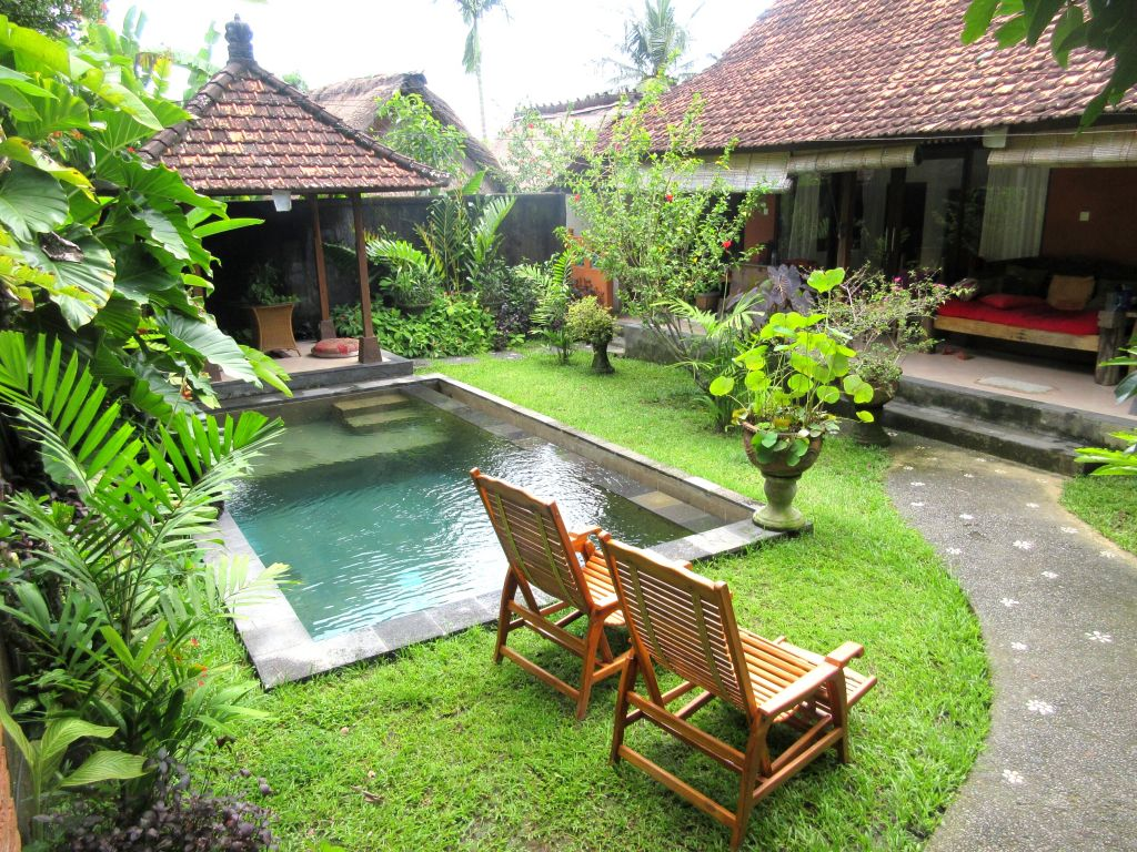 Rent a House in Ubud Bali