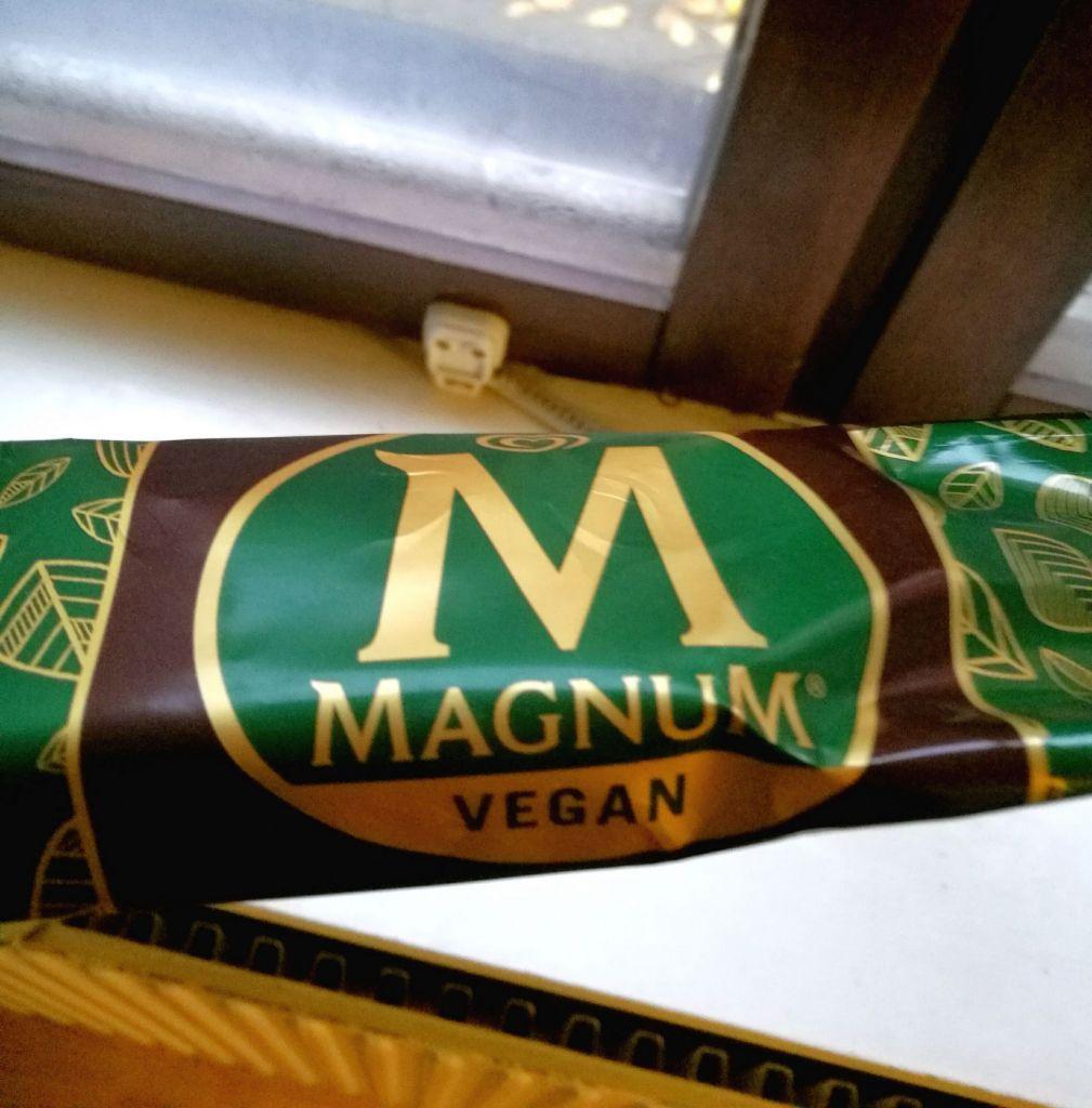 Magnum Vegan Icecream