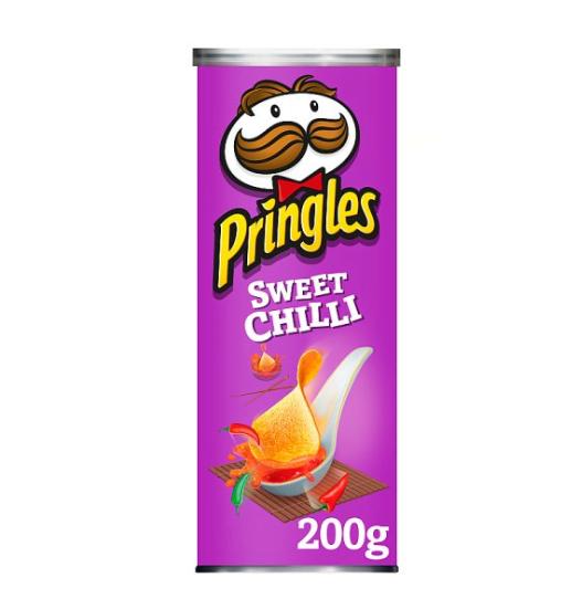 Vegan Sweet Chili Pringles