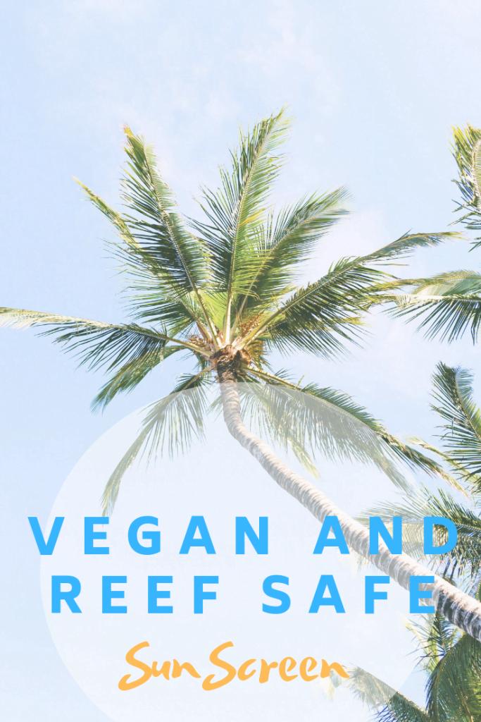 Pin it button Vegan Sunscreen