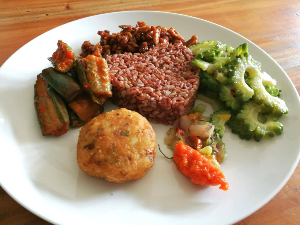 Vegan Food in Bali