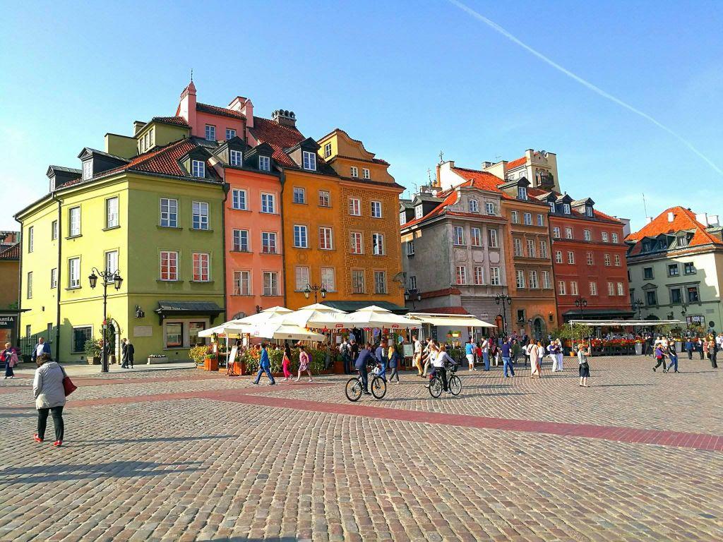 digital nomads in Warsaw