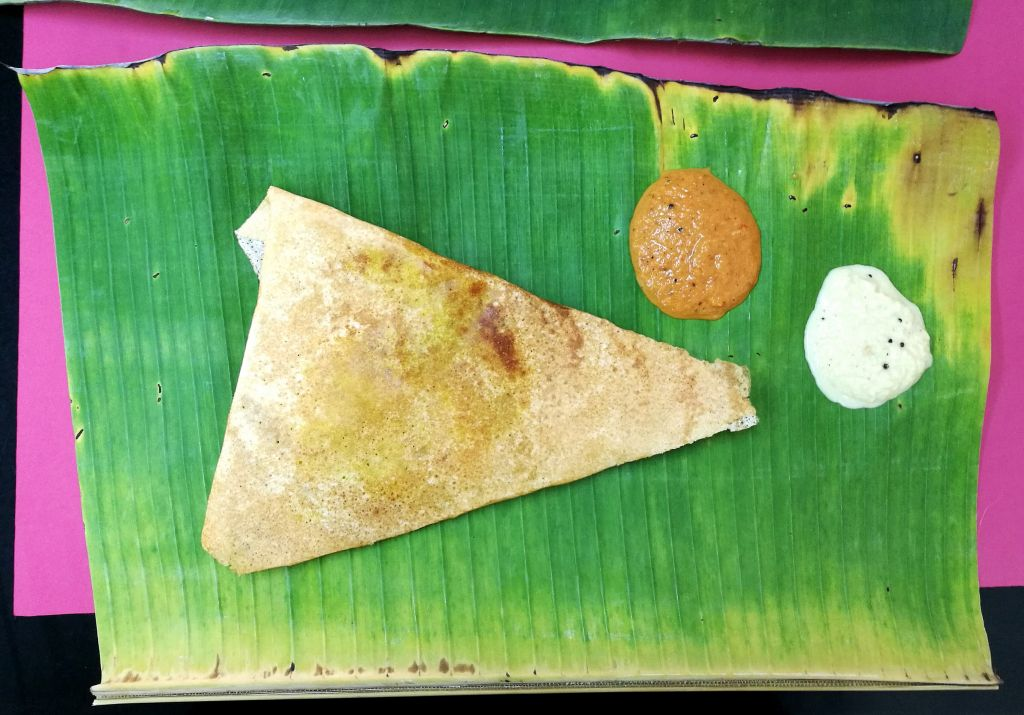 Vegan Indian food in Georgetown, Penang