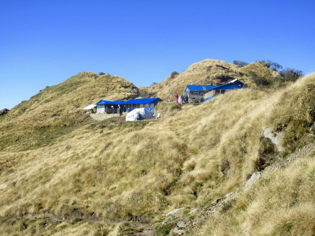 Mardi Himal Trek Tea Houses