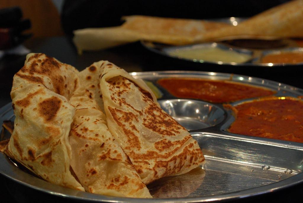 vegan Indian food in Penang