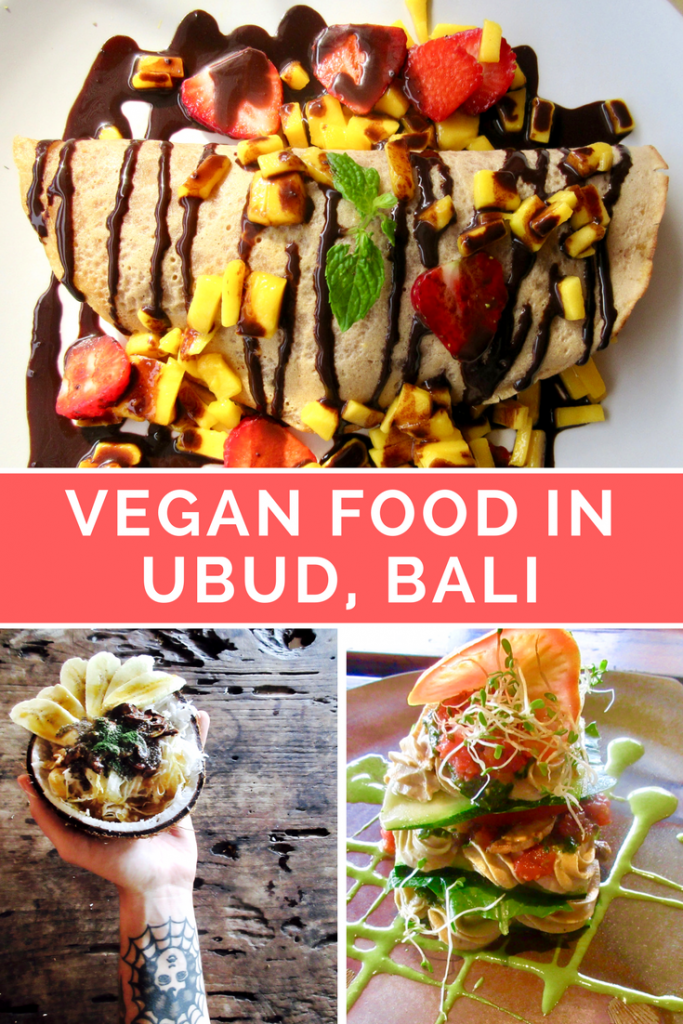 Vegan Restaurants Ubud
